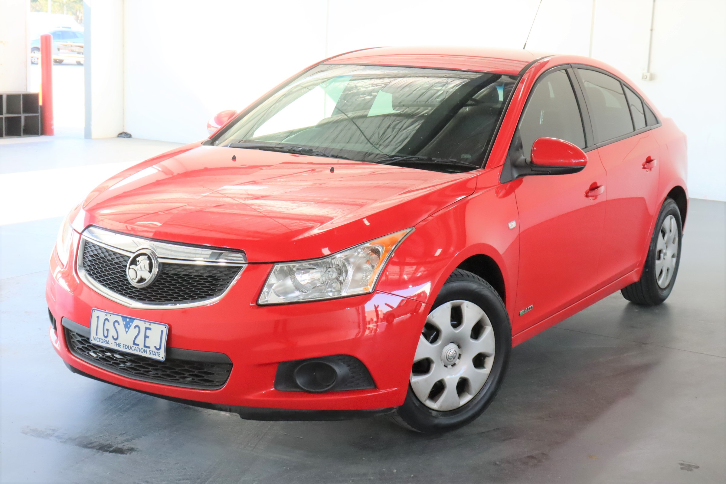 2012 Holden Cruze CD JH Automatic Sedan