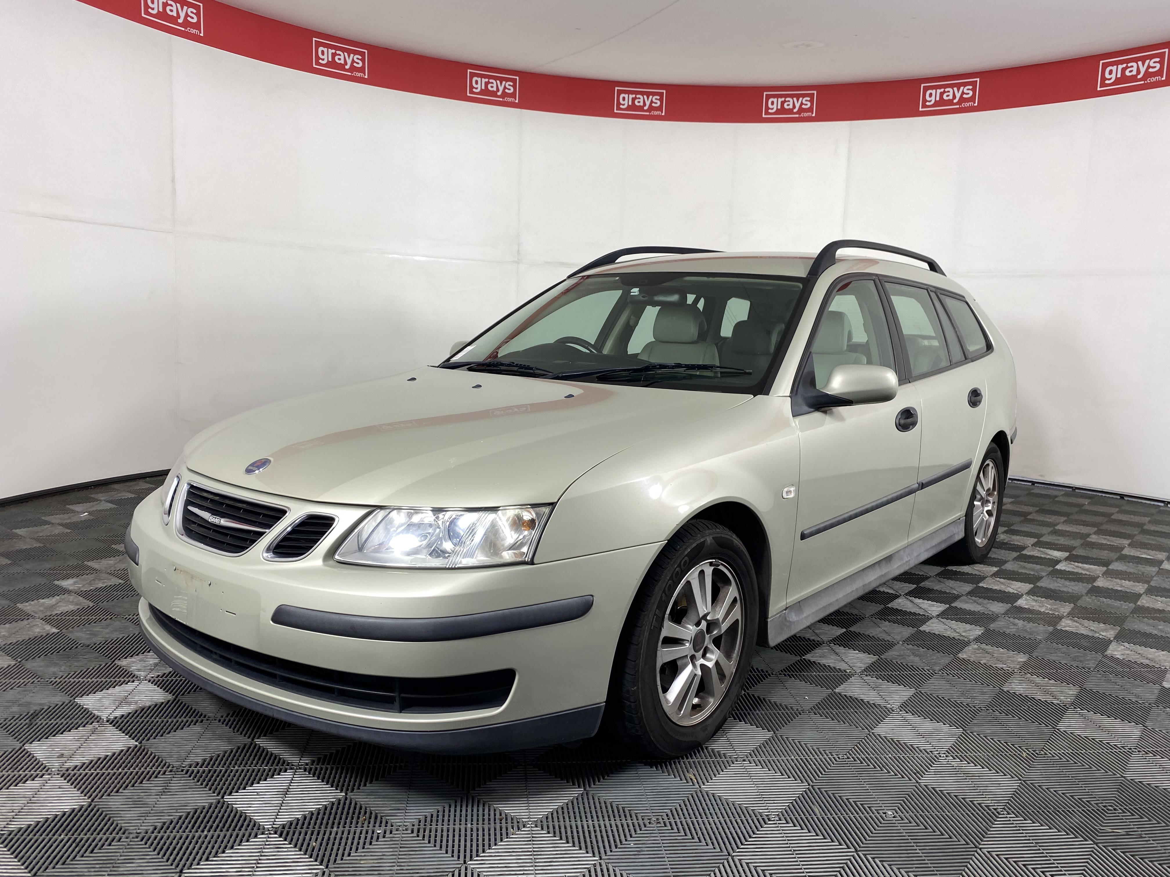 2007 Saab 9-3 LINEAR 1.9TiD Turbo Diesel Auto Wagon (WOVR - Inspected)