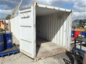 Containers, K-Hitches, Heavy Chains, Shackles & More