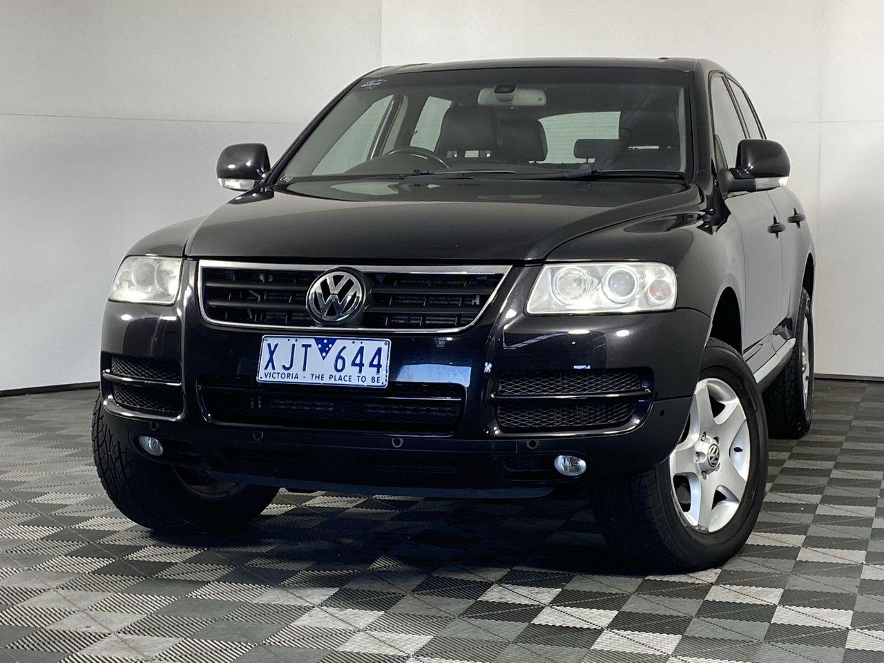 2005 Volkswagen Touareg R5 TDI 7L Turbo Diesel Automatic Wagon WOVR+Insp