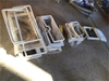 Quantity of Assorted Seitz and Thetford Side Hatches & Parts