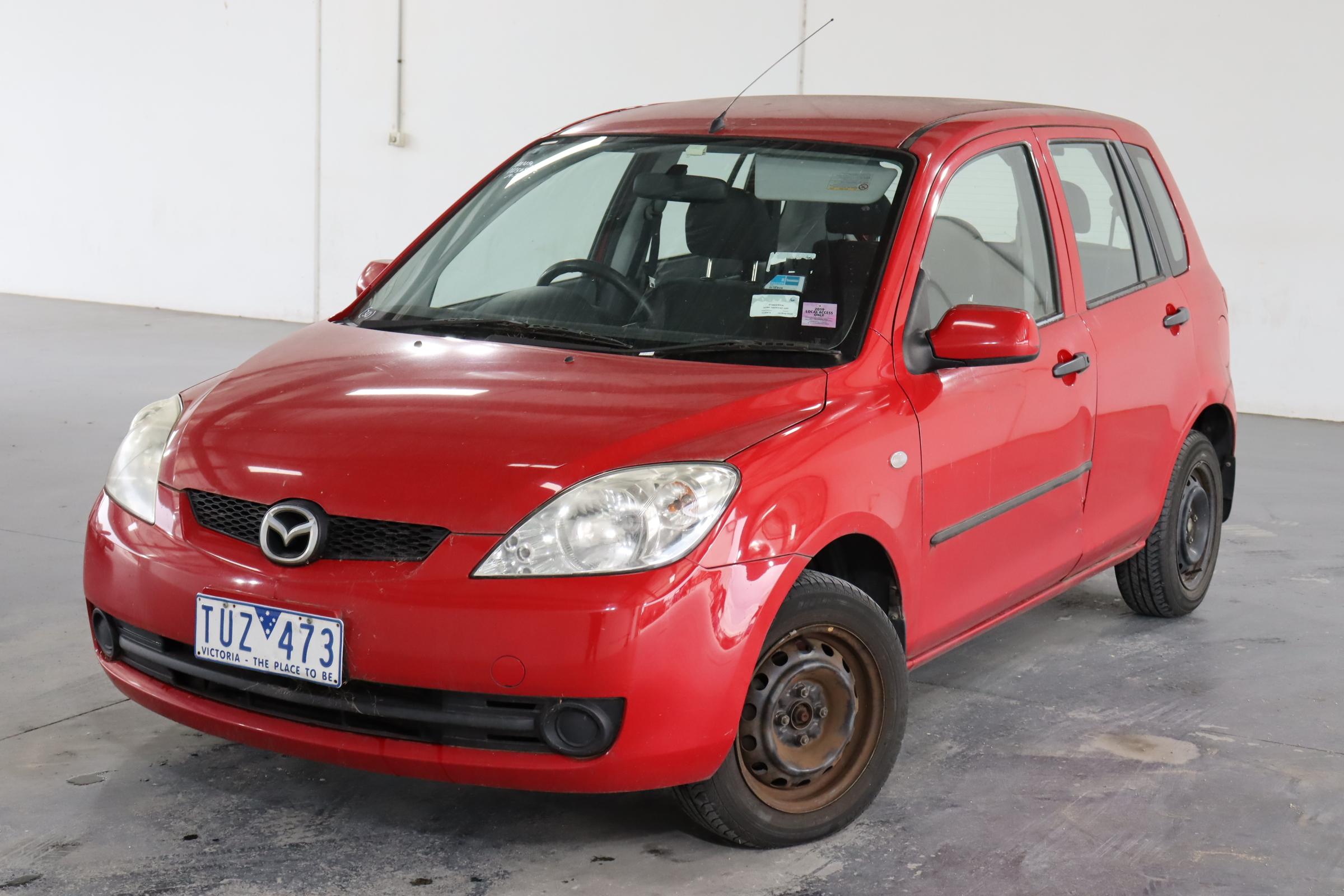 2005 Mazda 2 Neo DY Automatic Hatchback