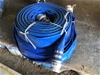 2x Lay Flat Hoses with Camlock Fitting
