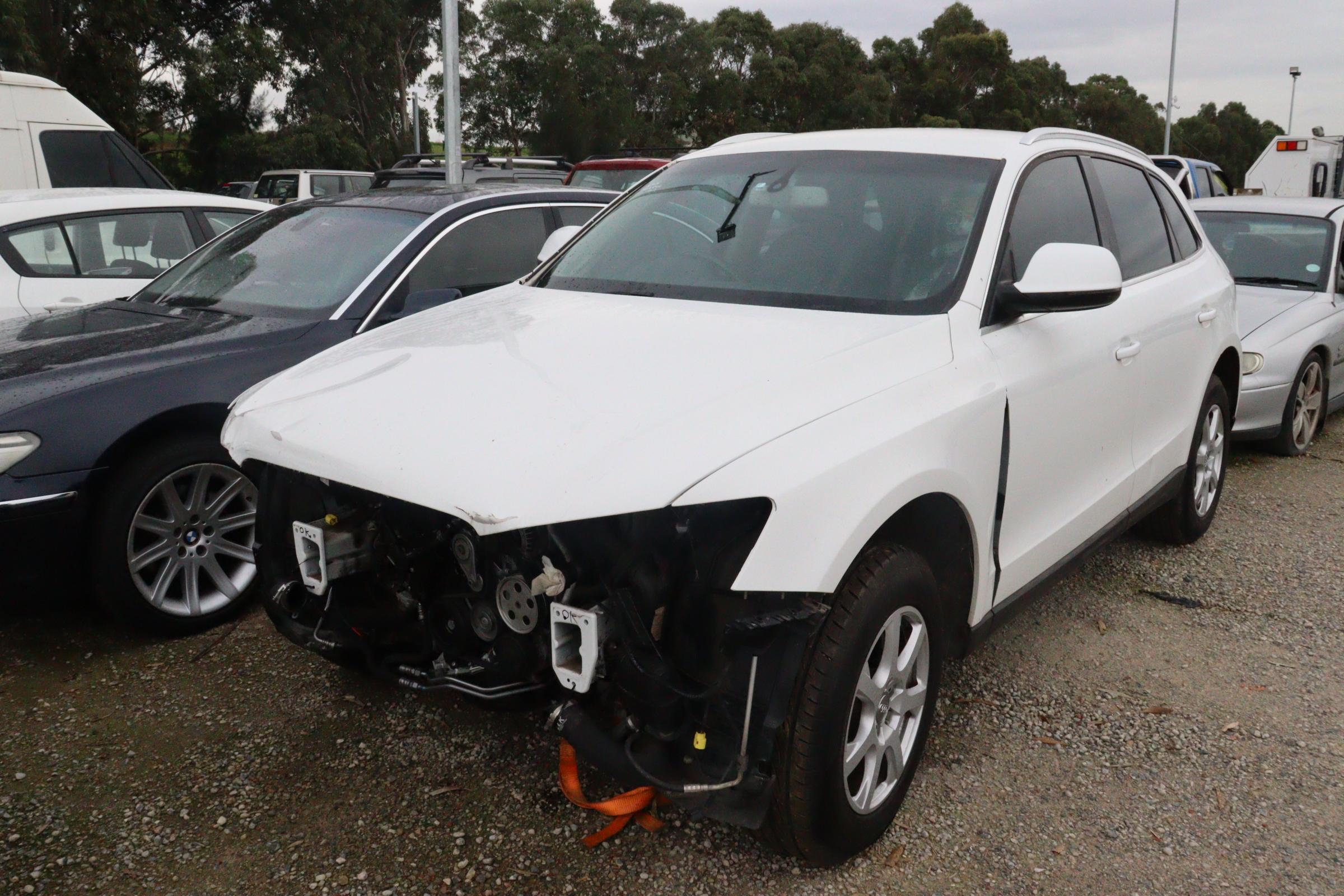 2010 Audi Q5 2.0 TFSI Quattro 8R Automatic Wagon WOVR+Repair