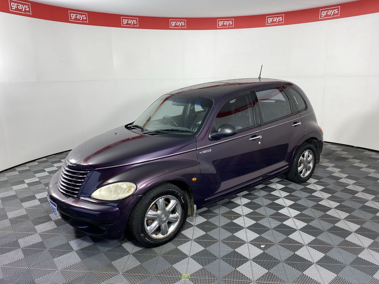 2004 Chrysler PT Cruiser Limited Manual Hatchback