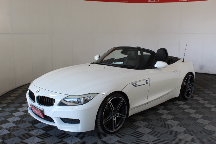 2012 BMW Z4 sDrive20i E89 Manual Convertible