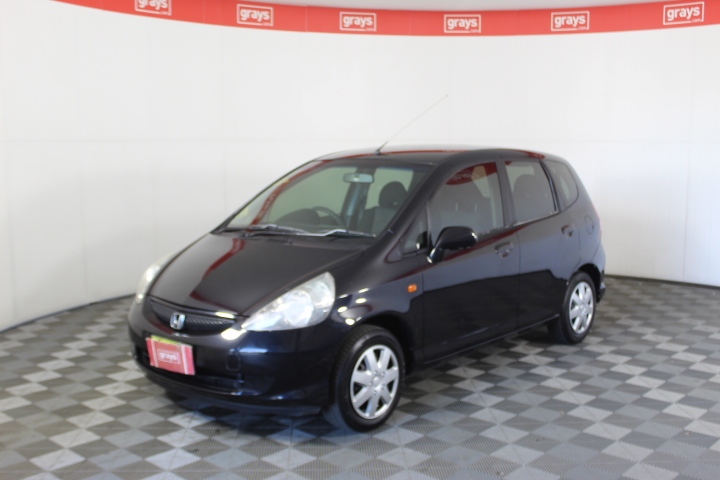 2005 Honda Jazz VTi GD Manual Hatchback