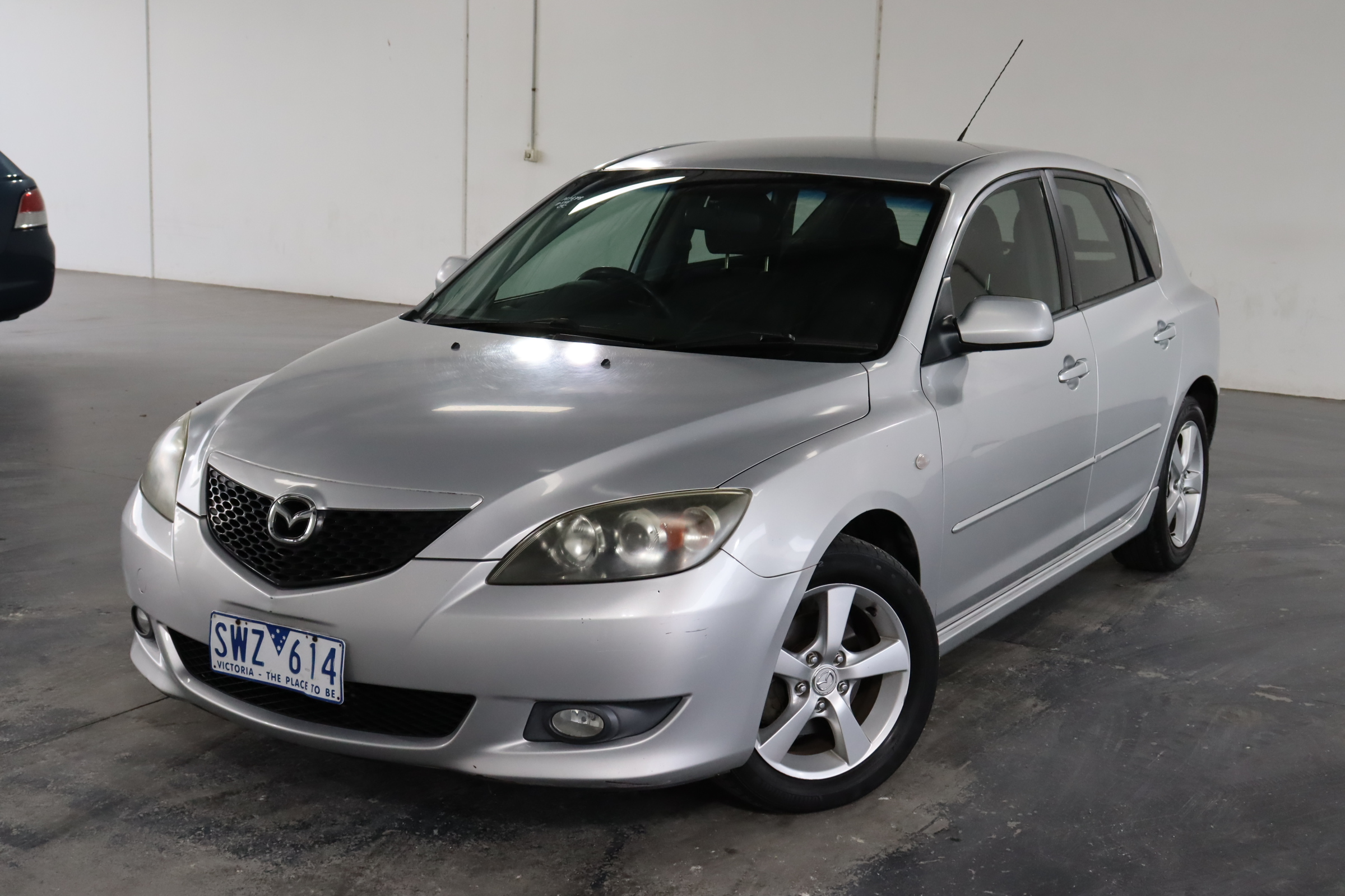 2004 Mazda 3 Maxx Sport BK Manual Hatchback