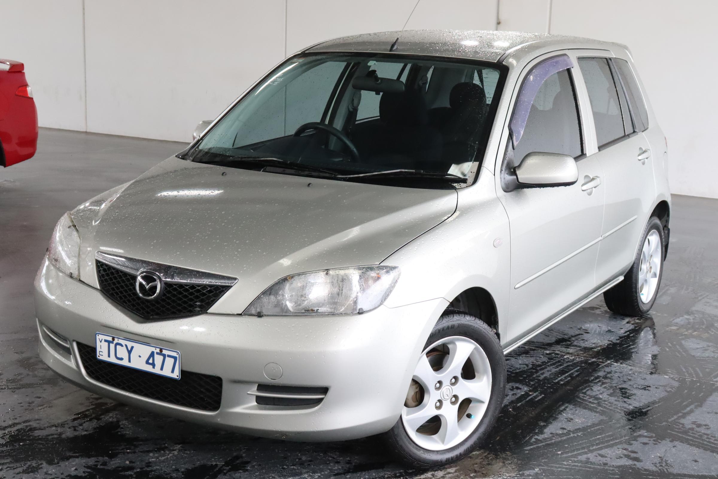 2004 Mazda 2 Maxx DY Automatic Hatchback