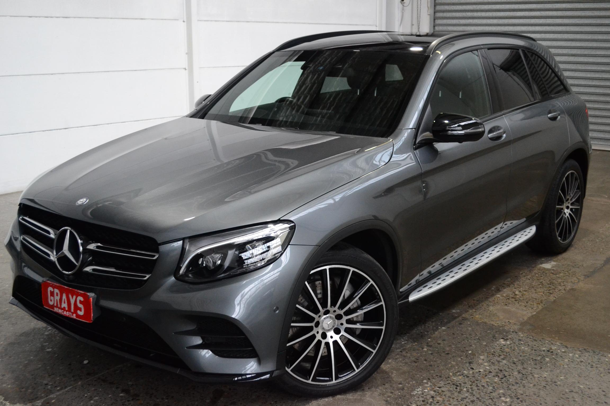 2015 Mercedes Benz GLC-CLASS GLC220d X253 Turbo Diesel 9 auto Wagon