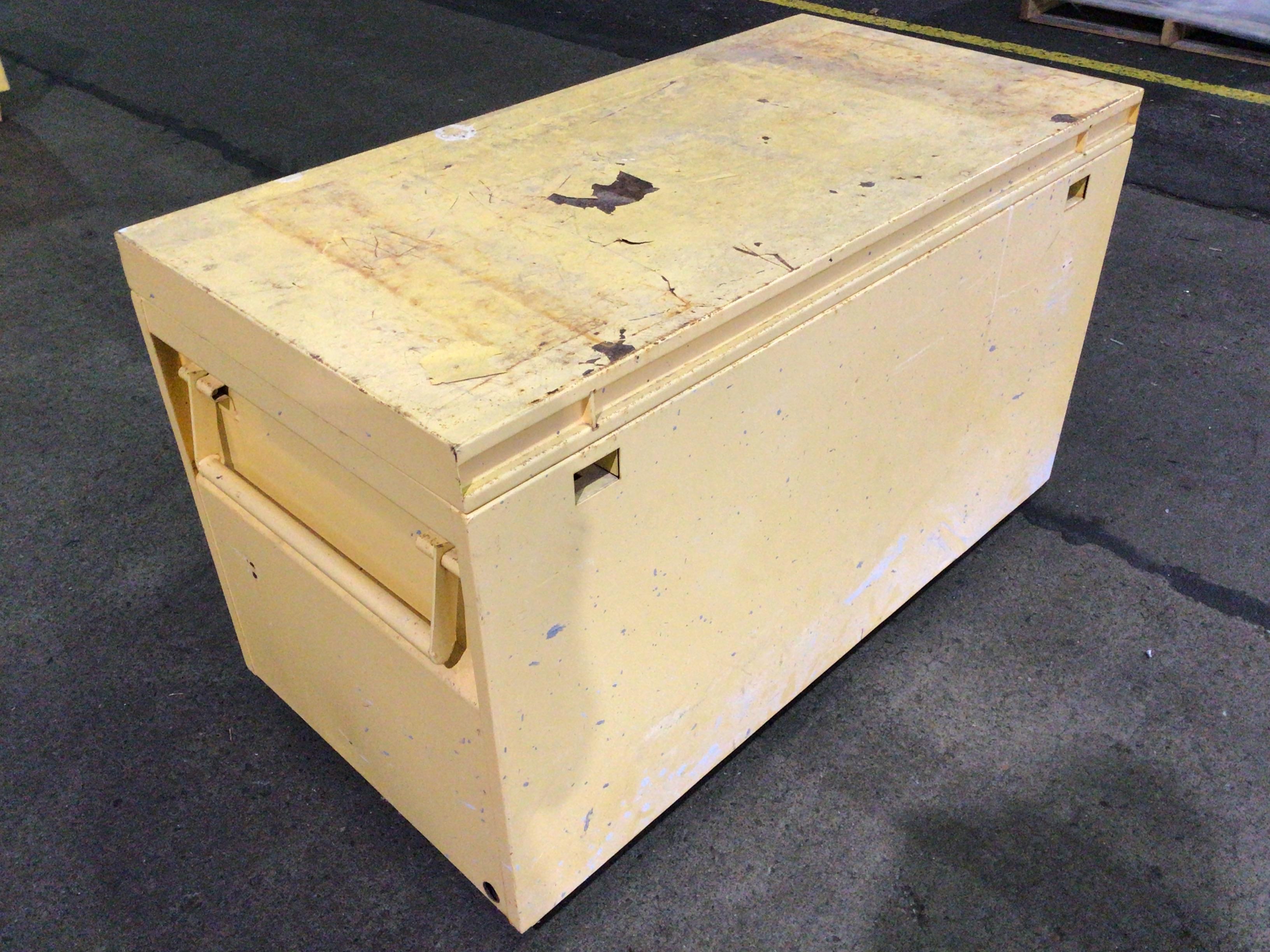 Steel Tool Box