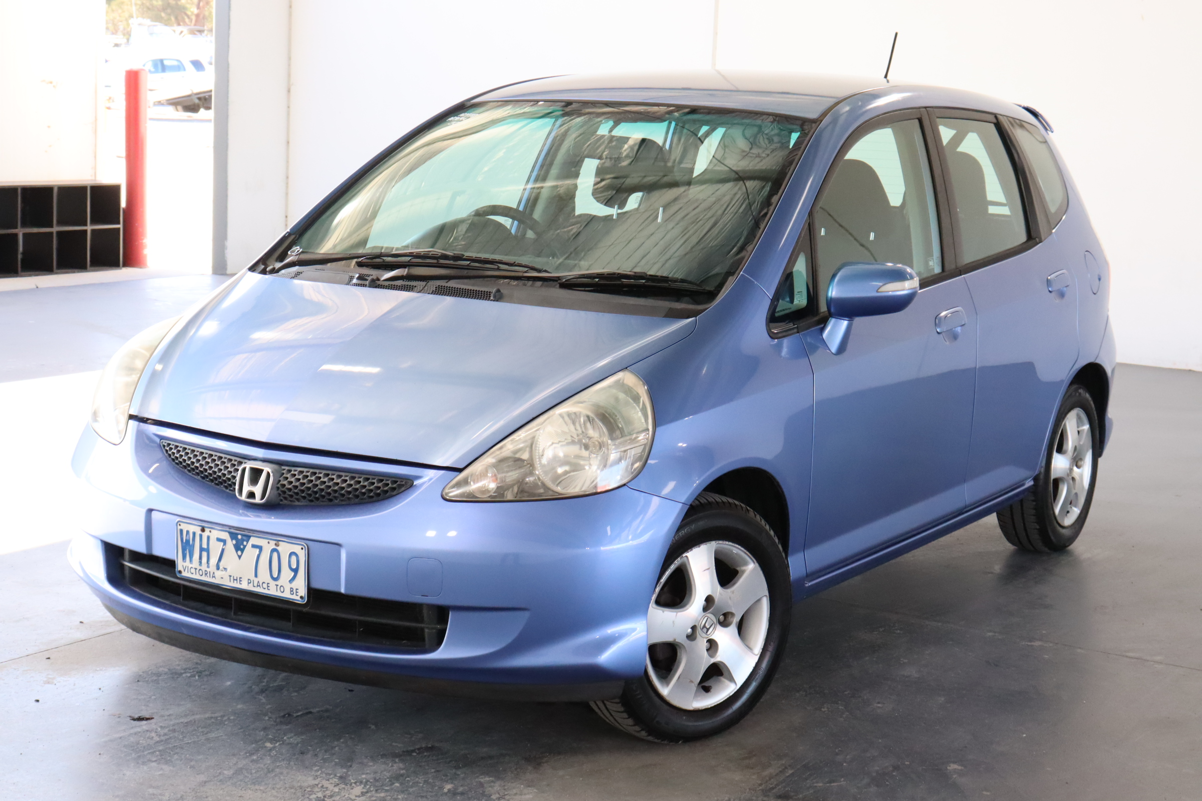 2008 Honda Jazz VTi GD Manual Hatchback