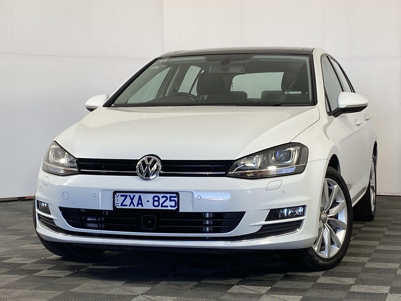 2013 Volkswagen Golf 103TSI Highline A7 Automatic Hatchback