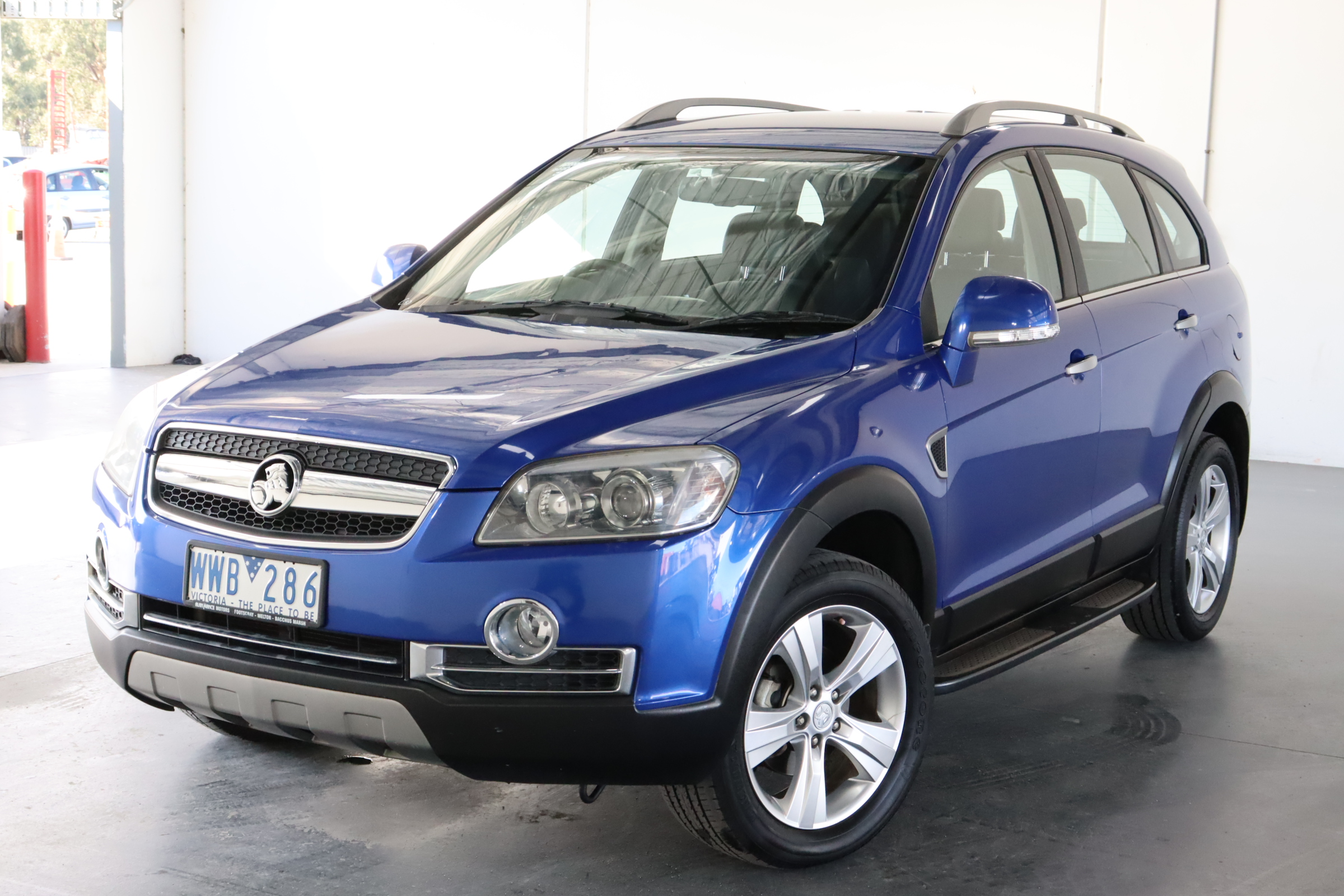 2008 Holden Captiva LX (4x4) CG Automatic 7 Seats Wagon