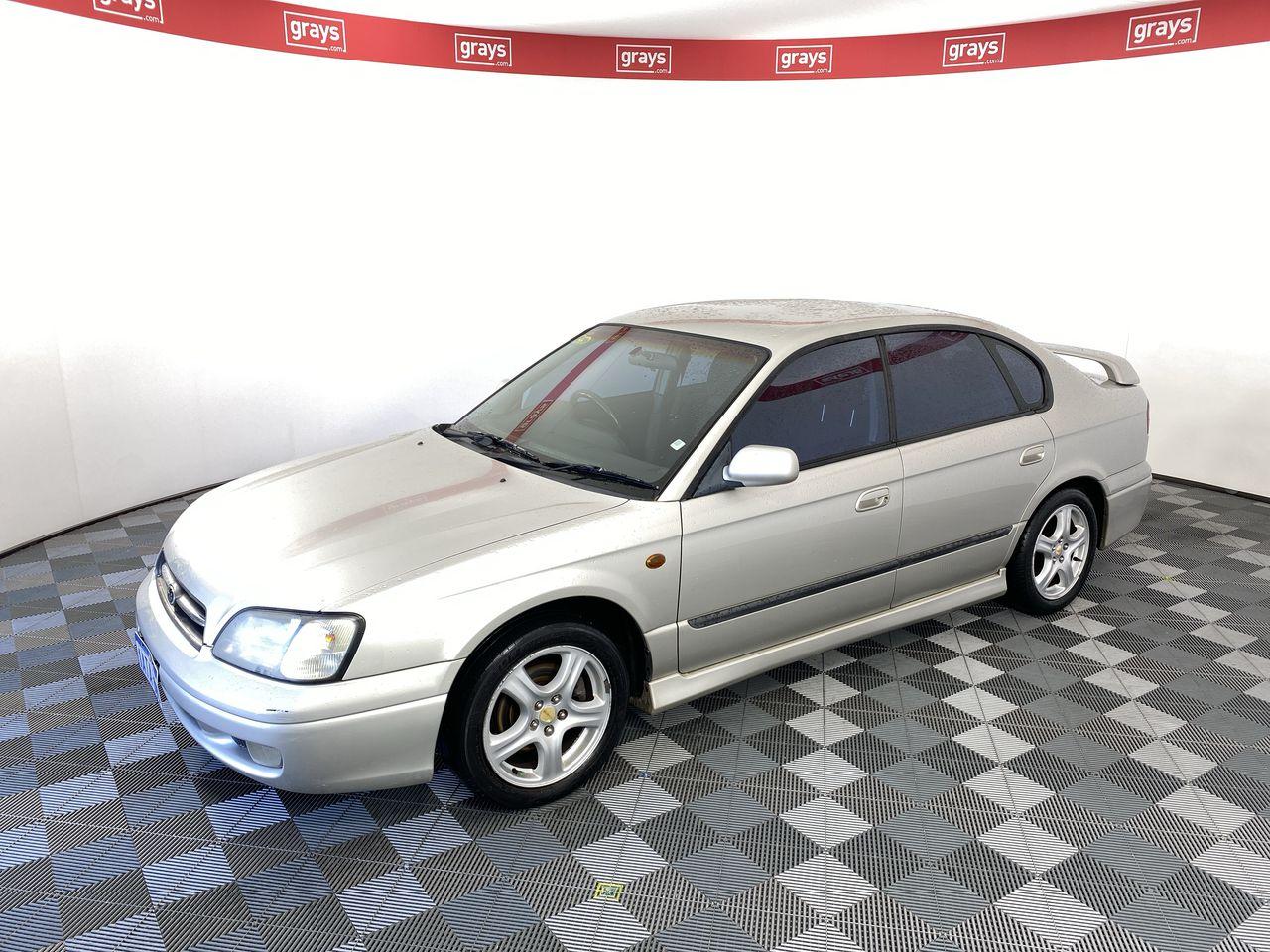 2000 Subaru Liberty RX B3 Automatic Sedan