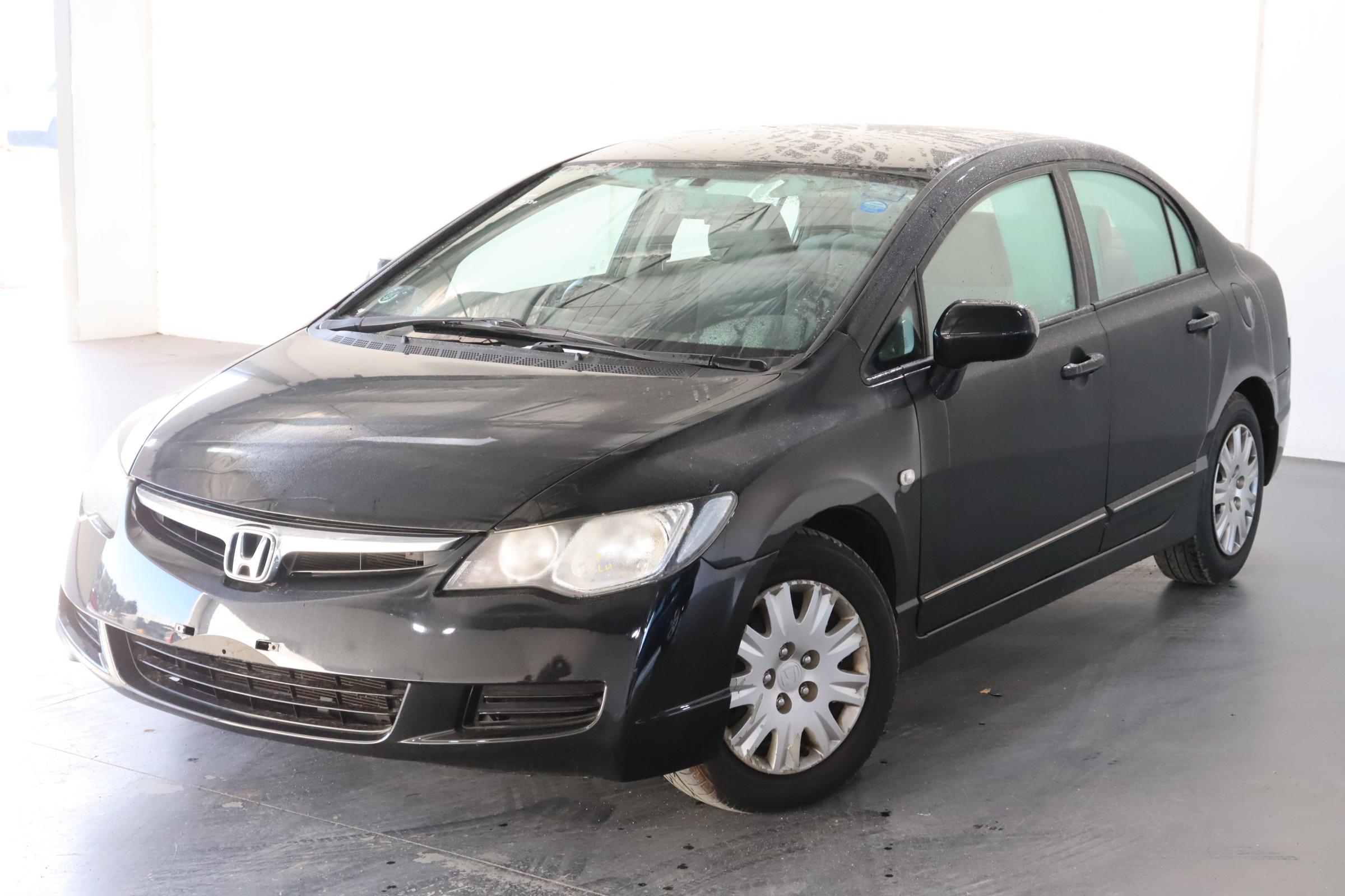 2009 Honda Civic VTI 8TH GEN Automatic Sedan WOVR+REPAIR