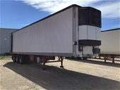 Maxi-Cube Refrigerated & Triaxle Pantech Trailers