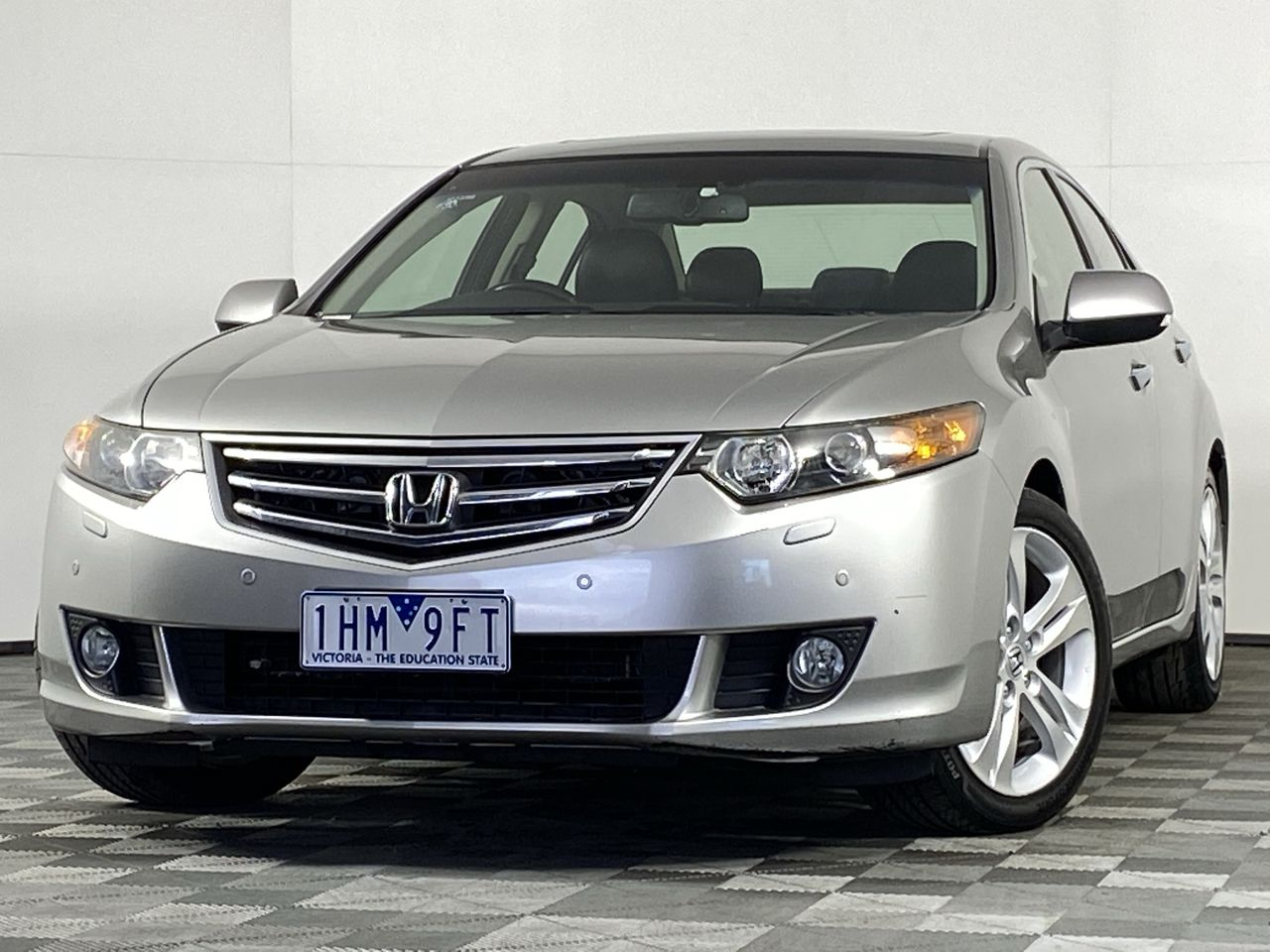 2011 Honda Accord Euro Luxury 8TH GEN Automatic Sedan