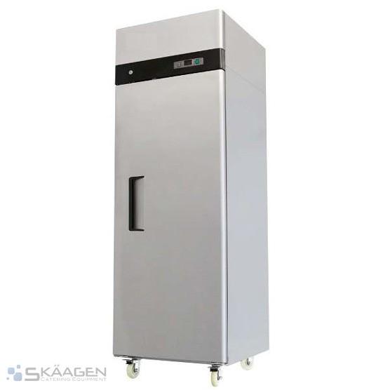 Unused Single Stainless Steel Door Freezer 410L - SST400F
