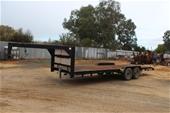 Trailer, Pumps, Construction & Irrigation