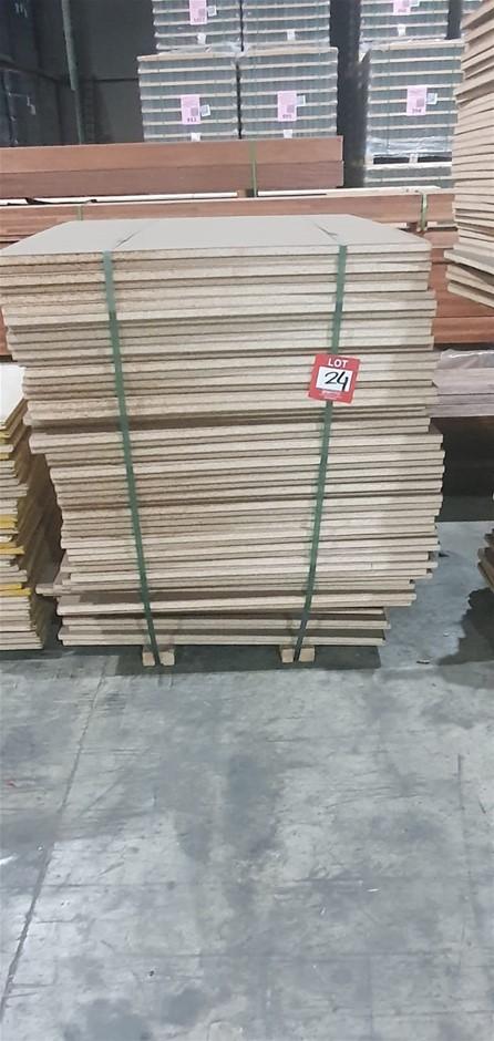 Particle board 1140cm x 1140cm 56 sheets