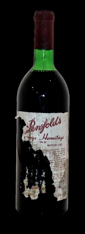 Penfolds Bin 95 Grange 1981 (1x 750mL), SA