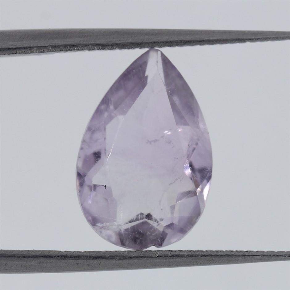 2.41ct Energetic Violet Amethyst