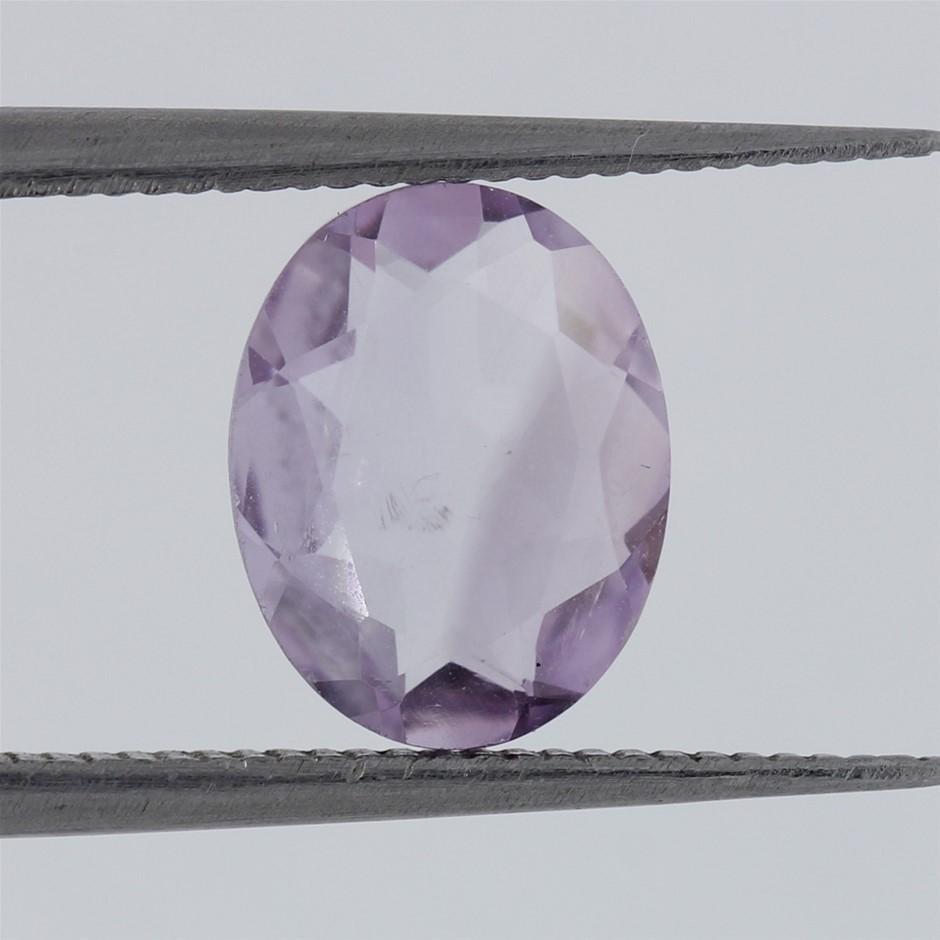 1.44ct Energetic Violet Amethyst