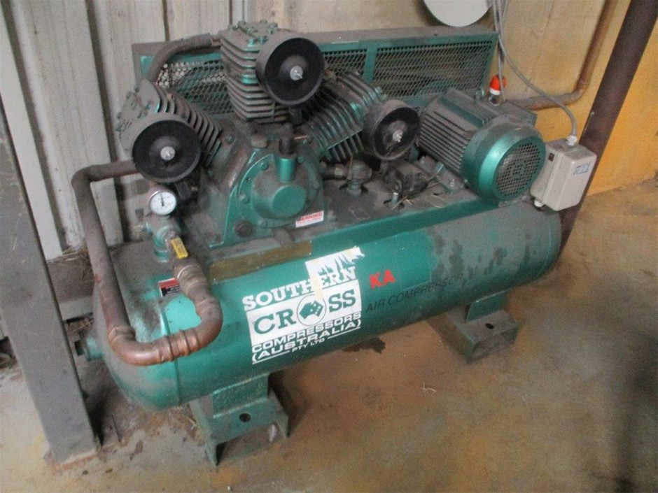 Southern Cross Air Compressor