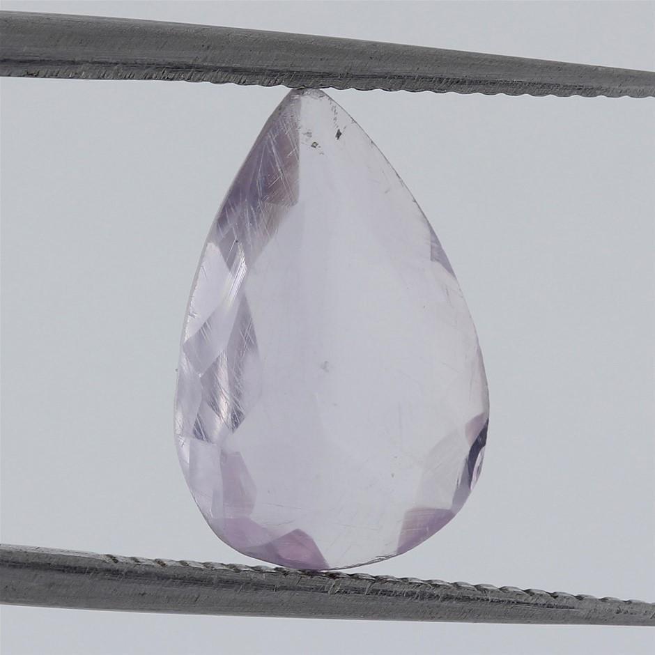 1.61ct Energetic Violet Amethyst