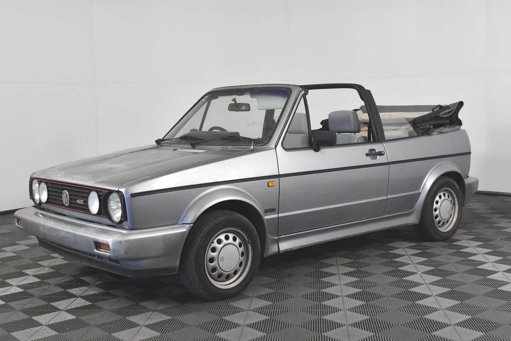 1993 Volkswagen Golf 3 auto Convertible