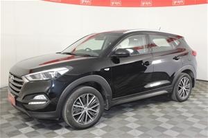 2015 Hyundai Tucson Active X TL Automati