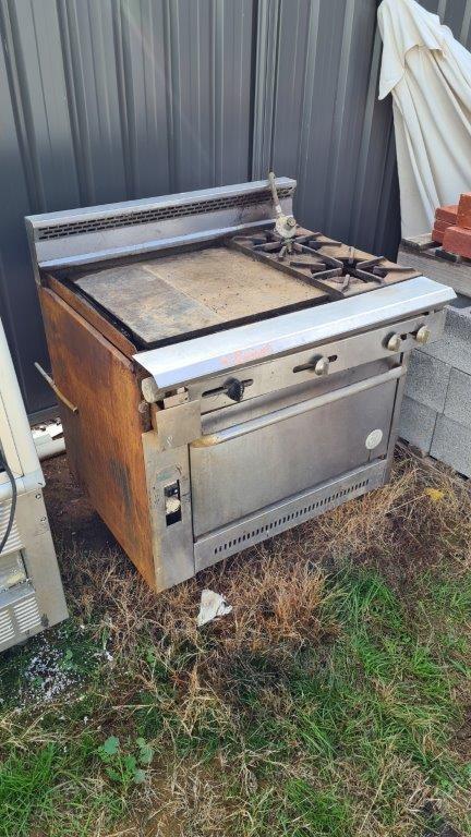 Stove Oven (LPG)
