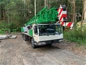 NSW Cranes, Transport & Earthmoving MV Sale