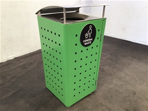 Commercial Trash Bin