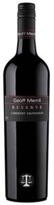 Geoff Merrill `Reserve` Cabernet Sauvign
