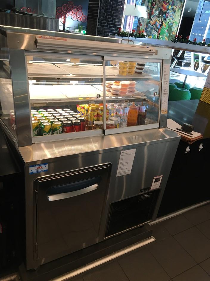 Complete Display Equipment Display Underbench Refrigerator