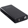 TYPE S Jump Starter & Portable Power Bank, 10,000 mAH, Black. N.B Not in or