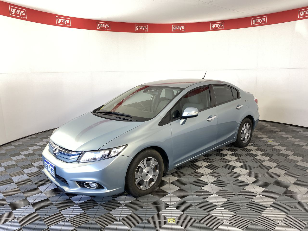 2012 Honda Civic Hybrid 9TH GEN Automatic Sedan