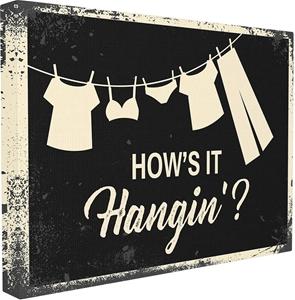 Décor Collection How's It Hanging Laundr