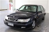Unreserved 1997 Saab 9-5 SE Automatic Sedan