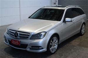 2011 Mercedes Benz C250 BE Elegance S204