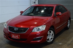 2009 Toyota Aurion AT-X GSV40R Automatic