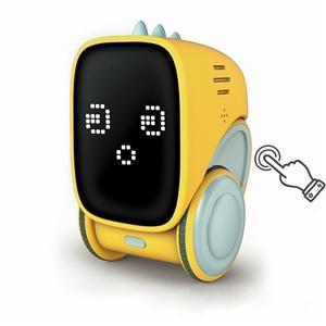 Robot Toy For Kids Emoji Toy Walking Dan