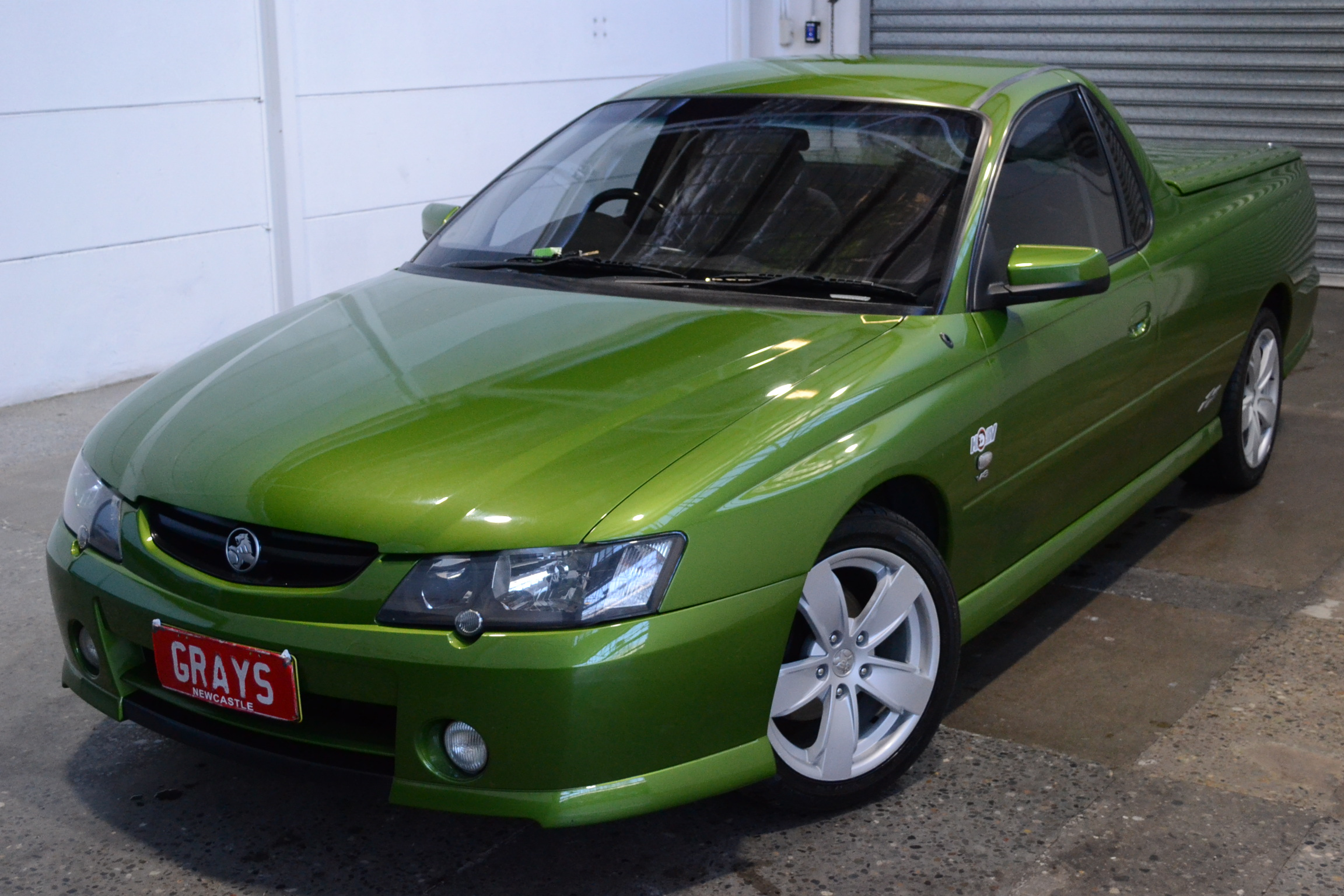 2003 Holden Commodore SS Y Series Automatic Ute