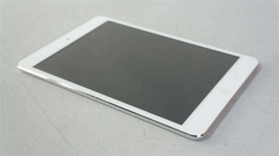 Apple iPad mini 1G Wi-Fi 16GB White Tablet