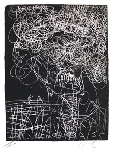 ADAM CULLEN (b.1965-2012) ORIGINAL Hand
