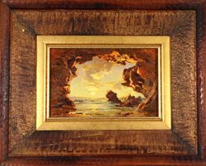 GRAHAM COX (b.1941) ORIGINAL Oil Paintin