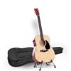 Karrera 41in Acoustic Wooden Guitar with Bag - Natural