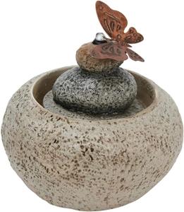 Foreside Home & Garden Foreside Stone Ro
